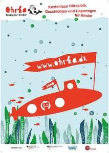 Ohrka-Plakat