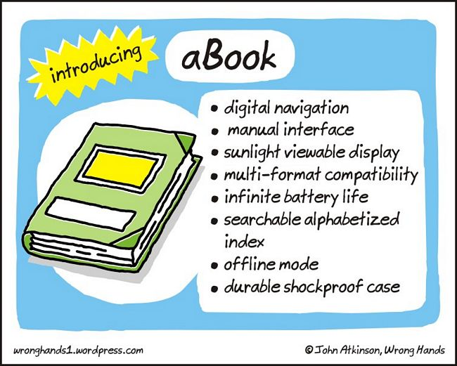Introducing aBook