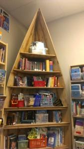 boat bookshelf