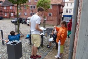 Drachenjagd Bücherei Lauenburg