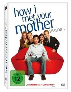 Serie How I met your mother
