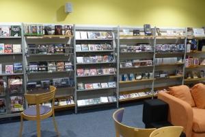 Bücherei Wedel Jugendecke