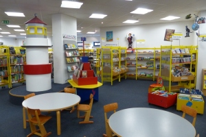 Bücherei Wedel Kinderbücherei