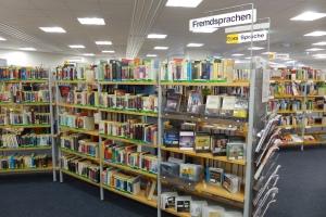 Bücherei Wedel Sachbuch