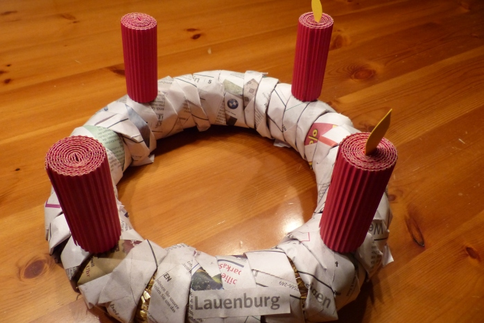 Bücherei Lauenburg 2. Advent