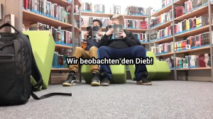 Bücherei Lauenburg Fotostory 2.0