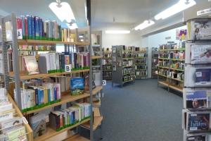 Bücherei Lauenburg - Umbau 2015