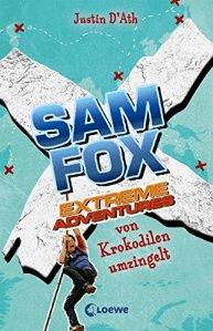Sam_Fox_Von_Krokodilen_umzingelt