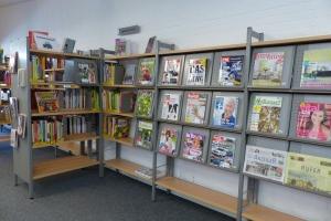 Bücherei Lauenburg