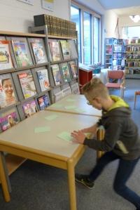 Bücherei Lauenburg Star Wars Reads Day