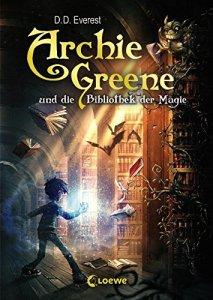 Everest_Archie_Greene_und_die_Bibliothek_der_Magie