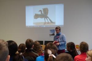Lesung mit Alice Pantermüller in Lauenburg