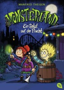 Monsterland - Ein Geist auf der Flucht von Manfred Theisen