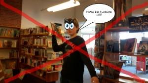 Boys'Day 2016 Bücherei Lauenburg