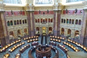 Library of Congress - Bücherei Lauenburg