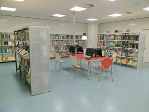 Stadtbibliothek Köln - Bücherei Lauenburg
