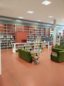 Mediothek Krefeld - Bücherei Lauenburg