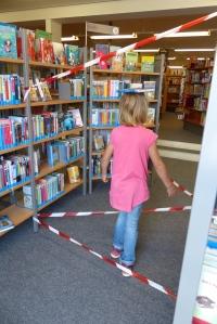 Schatzsuche Bücherei Lauenburg