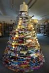 buecherbaum_2015 Bücherei Lauenbburg
